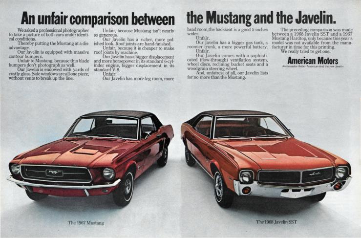 AMC-Mustang